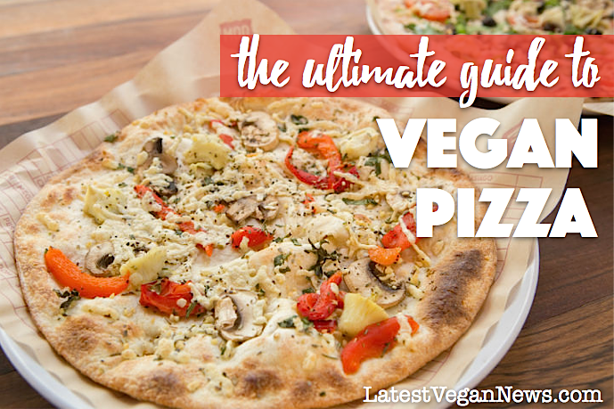 Ultimate Guide to Vegan Pizza